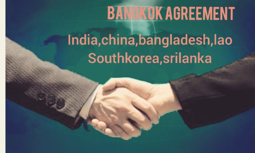 Asia Pacific Trade Agreement Apta Rishi Upsc
